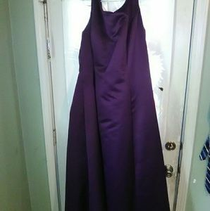Prom/formal dress size 24